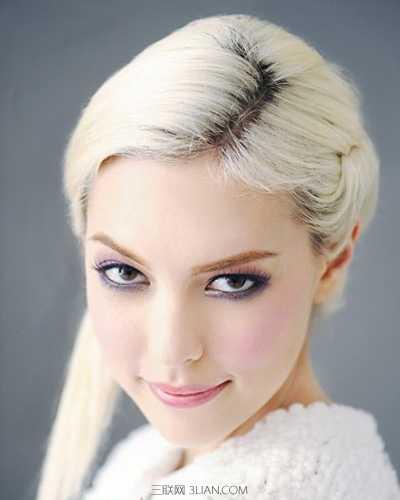 欧美妆教程 简单的欧美妆容教程图片