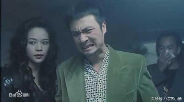 吴镇宇陈浩南电影 香港电影里的黑帮大佬图片