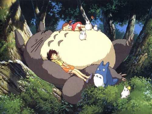 """在大龙猫的身上,可爱三要素之中的""""胖""""得到了充分的体现;而在小龙猫"""