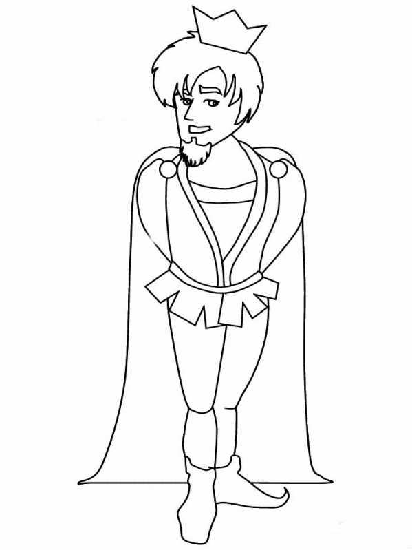小王子简笔画图片 教你如何画小王子的简笔画 - yy图片