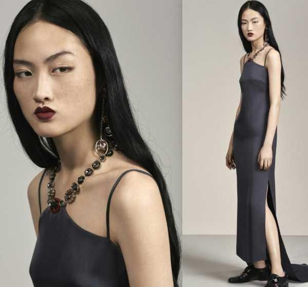 黄晓萌 大批95后模特正在崛起 - yy个性网图片