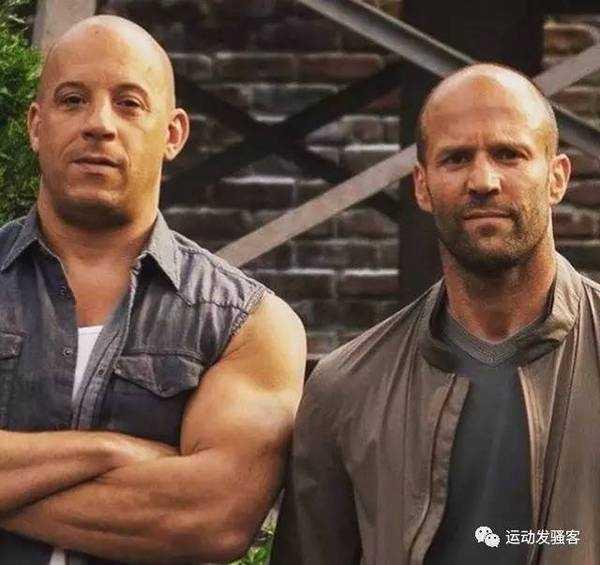斯坦森和范迪塞尔 当杰森斯坦森遇上范迪塞尔巨石强森