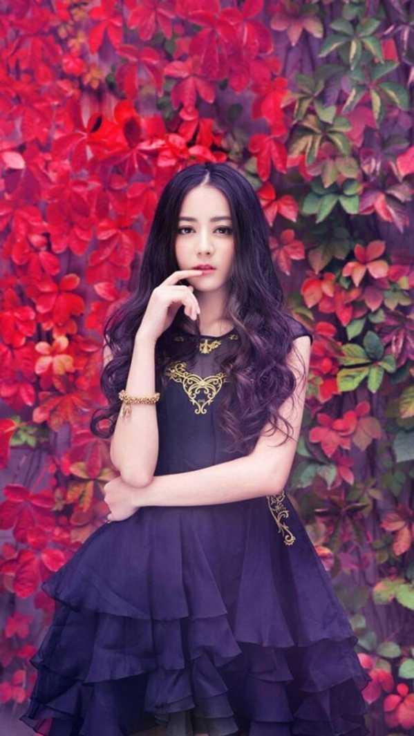 迪丽热巴古丽扎娜 来自新疆的三朵金花佟丽娅图片