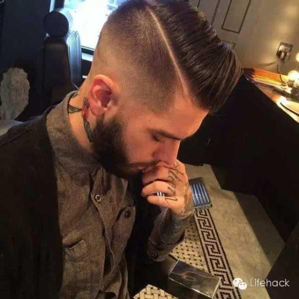 男士复古发型 2015初春欧美型男发型大盘点