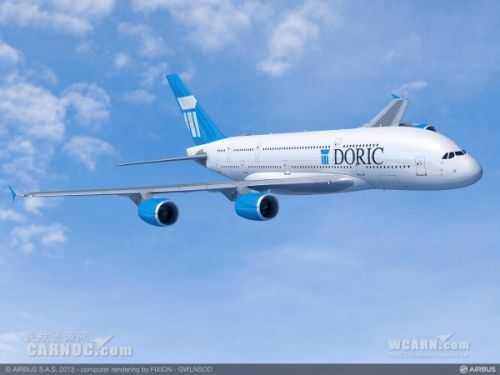 波音788宽体机座位图 香港航空330座位图
