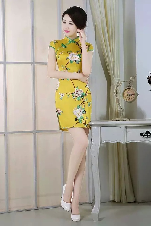 旗袍款式 旗袍的分类及特点
