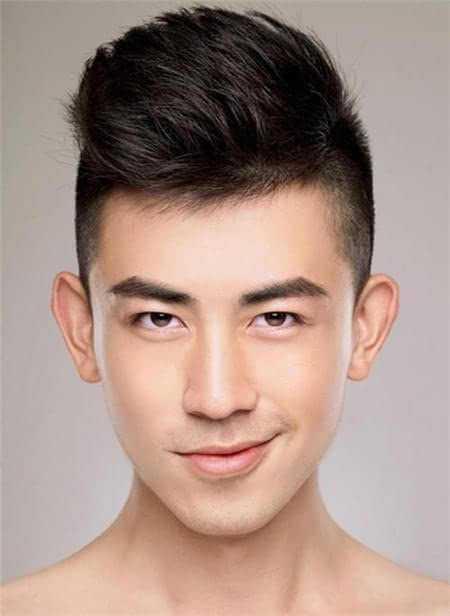 男生帅气发型 2015年最流行的男生发型 - yy个性网图片