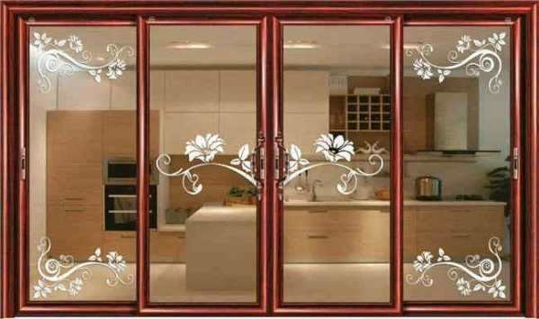 厨房隔断推拉门 手把手教你安装精美厨房隔断门