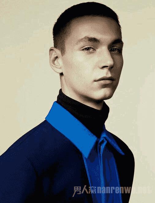 2017男生最潮发型图片 2017男士流行发型图片 - yy图片