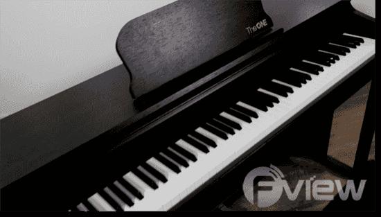 e one智能钢琴 TheONE智能钢琴评测