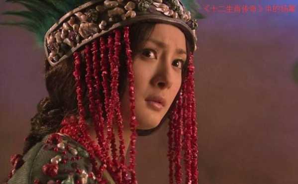 《十二生肖传奇》是中国首部以民间传说为题材的古装神话剧.图片