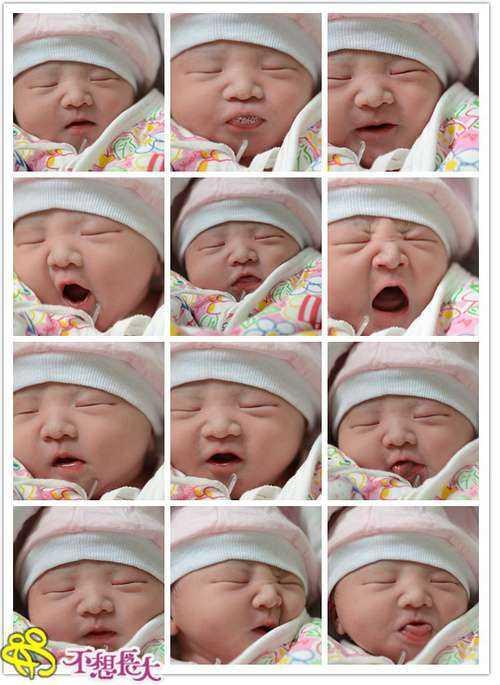 脐带怎么剪步骤图片 生宝宝过程全纪录