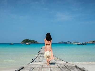 如何在海边拍照漂亮 海边旅游如何拍照好看