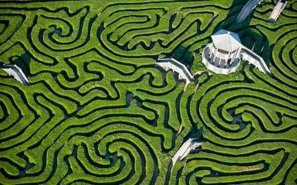 女性 情感     阿什科姆迷宫是澳大利亚最古老和最有名的传统树篱迷宫