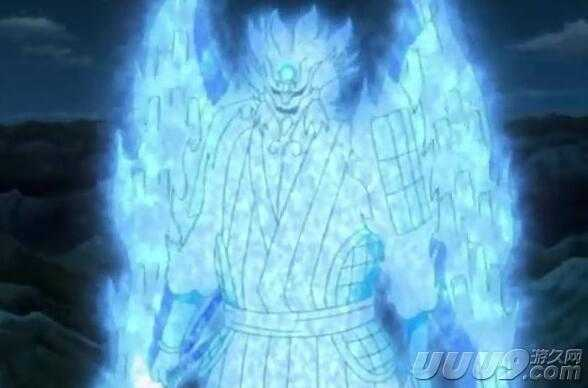 大筒木羽衣·亮蓝色   tv动画第682集原创,在羽衣,羽村兄弟与辉夜