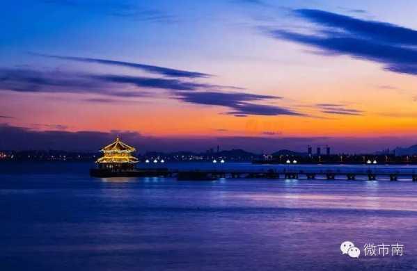 有关青岛的古诗 诗说青岛那些旖旎风景
