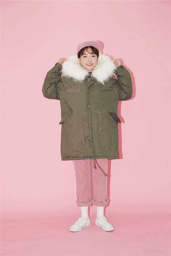 冬季服装搭配女 冬季服装搭配图片女韩款