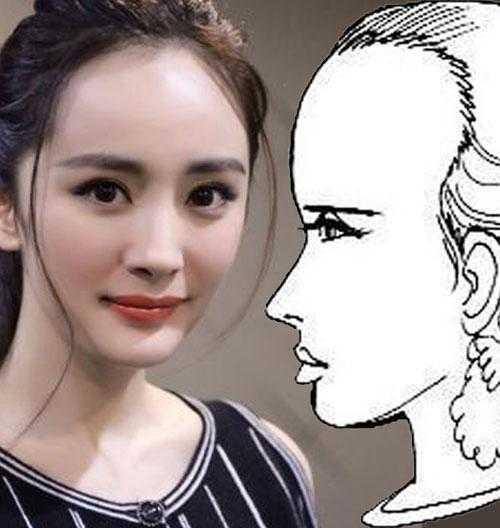额头面相刘恒老师从理论上划分,前凸额头面相,内凹额头面相,发际线低图片