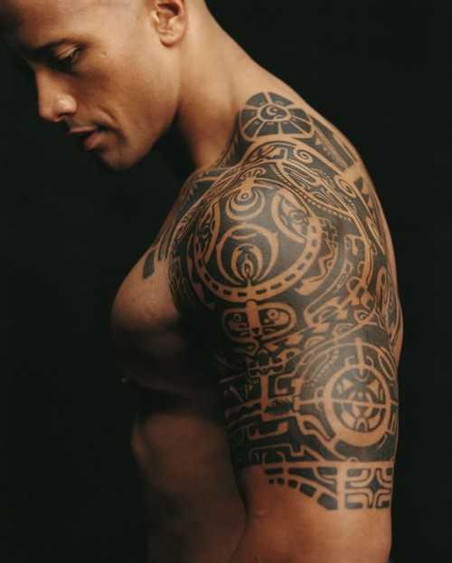 宙斯神殿潘森纹身