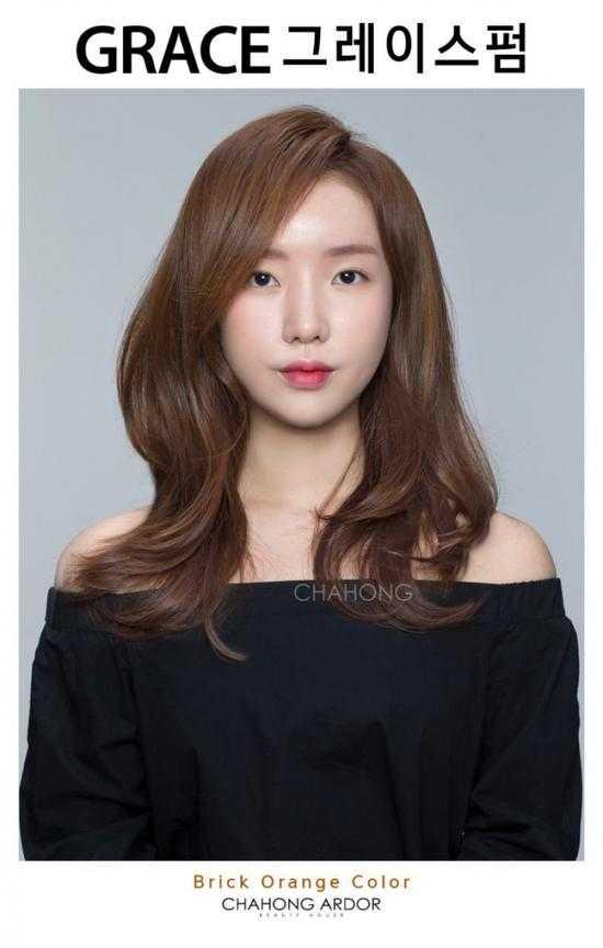 韩国最流行发型 2017年最流行的韩系发型全在这了