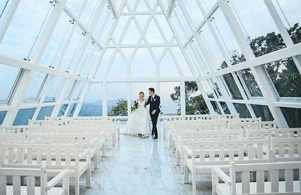 海南三亚婚纱照 海南婚纱摄影在哪里拍比较好