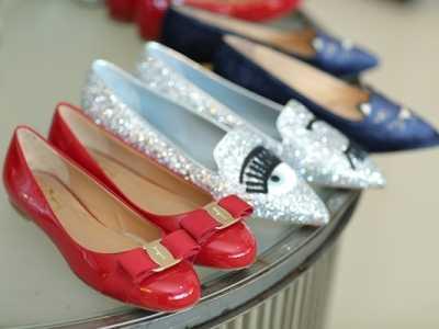 平底鞋穿多了 红遍全球的5双平底鞋试穿测评