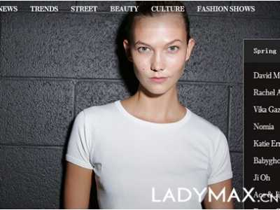 关于时尚的网站 时尚编辑都在看哪些网站
