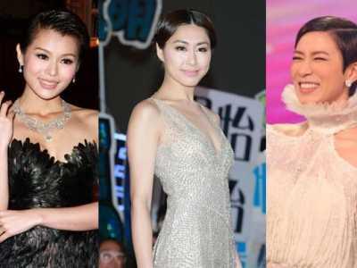 tvb女明星 盘点TVB人气女星今昔对比