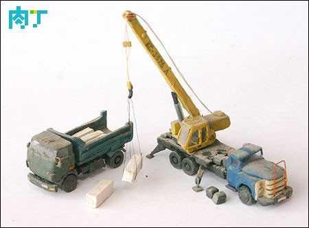 橡皮泥手工制作图片 橡皮泥制作模型图片欣赏
