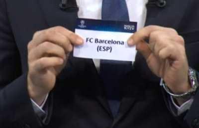 欧冠8强赛程 8强对阵比赛时间表总汇