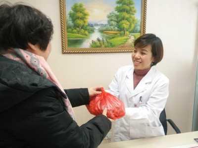 青岛红房子妇科怎么样 青岛红房子妇科医院医生收获患者感谢